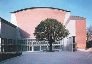 Sogakudo Concert Hall, Tokyo University of the Arts