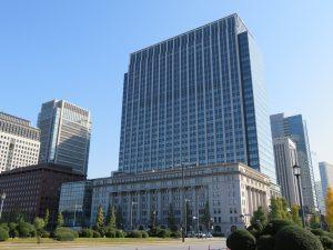 Meiji Seimei Kan, Meiji Yasuda Seimei Building