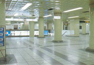 Kudanshita Station (Tokyo Metro and Toei Subway)